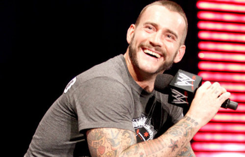 """CM Punk On His Time While In WWE: """"I Took Myself Way Too Seriously"""""""