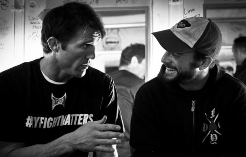 Chael Sonnen Says He Knows Who CM Punk's First UFC Opponent Is, Hogan Returning to RAW