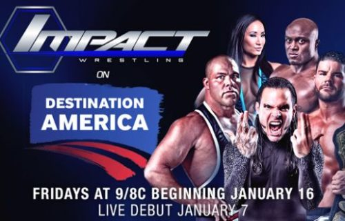 TNA Announces Change to the Impact Wrestling Announce Team