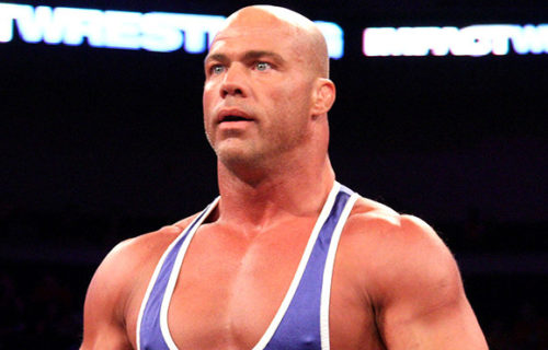 TNA Confirms Kurt Angle Has Re-Signed With Them