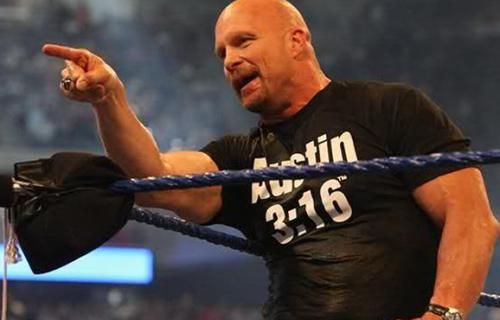 Steve Austin has some advice for WWE Superstars