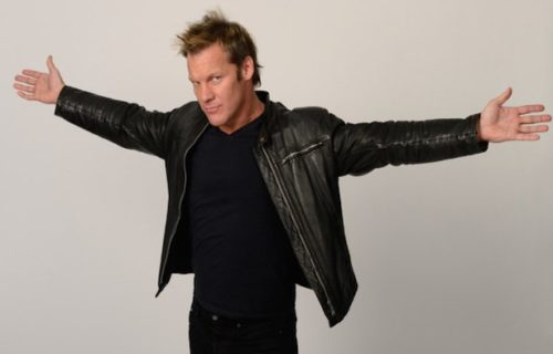 Jericho to Moderate Debate, Former WWE Diva Backstage, Stardust Talks Games, WWE PPV