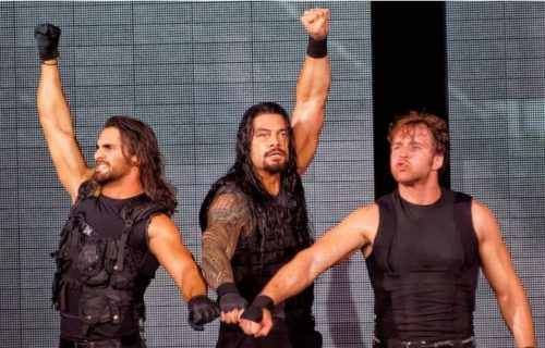 """The Shield Used To """"Gang Up On People"""" To Get Their Way Backstage In WWE"""