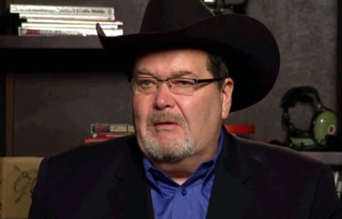 Jim Ross Talks About Bram Being Arrested, Sting - Seth Rollins, And Sarita