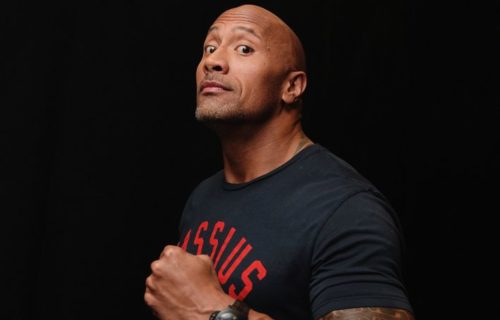WWE Superstar joins The Rock on 'The Tonight Show'