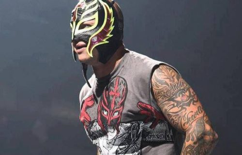Updates on Rey Mysterio's status, is he going with WWE or GFW?