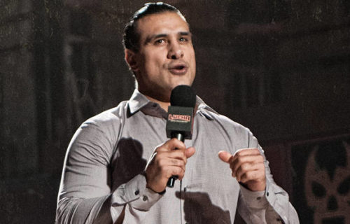 Could Alberto El Patron be heading back to the WWE in 2018?