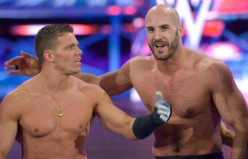 Cesaro, Natalya, and Tyson Kidd Reunite (Photo), RAW News