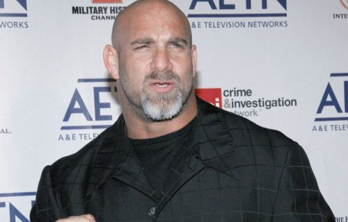Bill Goldberg Says He Is Not Worried About Ever Wrestling Another Match Again