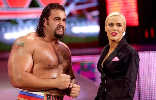Lana And Tommy Dreamer Return On RAW