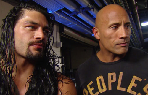 Roman Reigns wants WrestleMania 37 match with The Rock