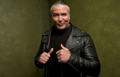 Scott Hall shows off amazing photo of his physical transformation