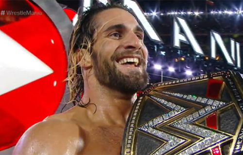 Interesting Stat On Seth Rollins, Advertised Matches For WWE's European Tour