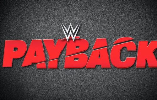 Final Card For WWE Payback PPV