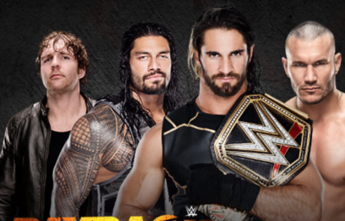 WWE Announces The Pay-Per-View Buys For Their 2015 Payback Event