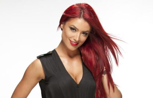 Eva Marie Voted The Most Love To Hate Person On Total Divas, WWE Diva Taken Off The Road With The Company