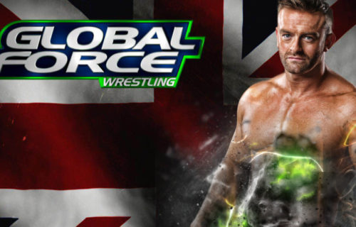 Nick Aldis Talks About The Reason He Joined Global Force Wrestling