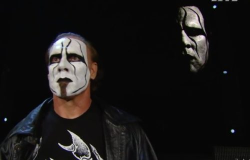 Video: Sting Joins the Dallas Cowboys Coaching Staff