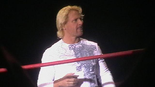 TNA Return-Jeff Jarrett