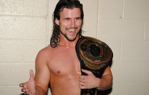 Adam Cole On Working For NJPW And The Environment In WWE