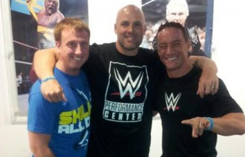 WWE Hires A New Coach At The Performance Center