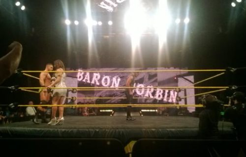 Former TNA Star Works A Match At Last Night's WWE NXT Tapings
