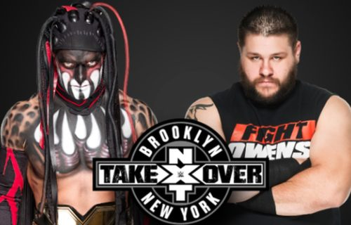 Kevin Owens vs. Finn Balor Title Rematch Set For NXT Takeover Brooklyn