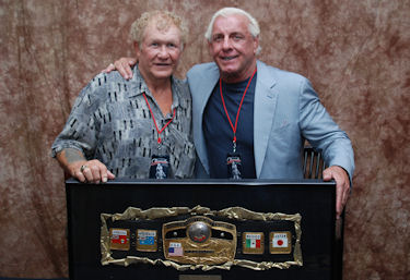 Harley Race Speaks About His Memories Of Dust Rhodes, Having Heat With Ric Flair And The NWA Title