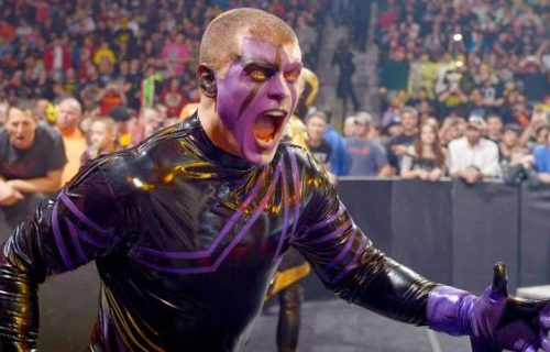 Stardust Involved In A Fan Incident At WWE Live Event