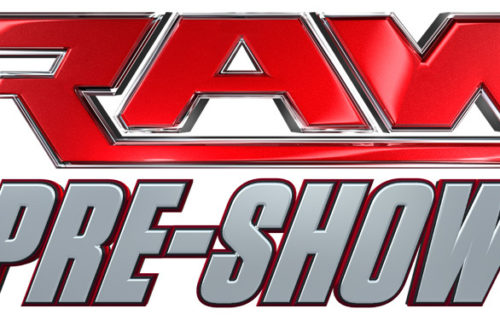 WWE Star To Appear On Tonight's Edition Of The RAW Pre-Show