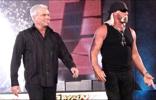 Eric Bischoff on not being included in NWO's Hall of Fame induction