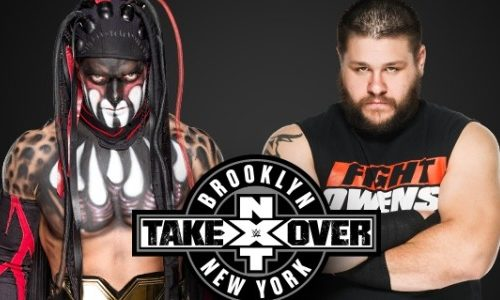 Final Card For Tonight's NXT Takeover: Brooklyn Event