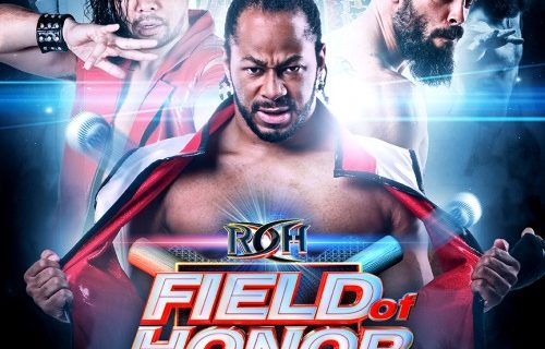 ROH's Field Of Honor 2015 Card Finalized, Moose vs. Jay Briscoe Set For Aug. 29