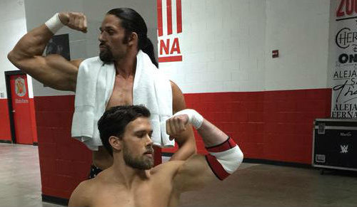 Adam Rose And Brad Maddox Reveal Their Tag Team Name