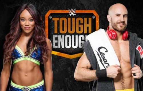 Season Finale For Tough Enough Revealed (Update)