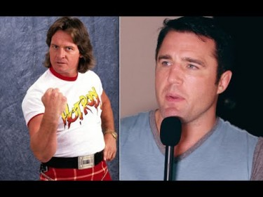 """Chael Sonnen Says """"Rowdy"""" Roddy Piper Was Planning To Pass The Piper's Pit Torch To Him"""