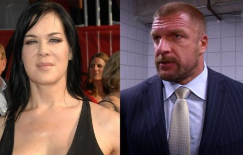 Chyna Posts Video Claiming That She Did Not Bum Rush Triple H At Roddy Piper's Funeral
