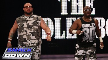 The Dudley Boyz Finishing Up Their Final Indie Dates