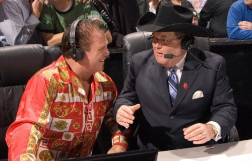 Jim Ross Working With Jerry Lawler Again For WWE 2K16, AJ Lee's Next Project Revealed