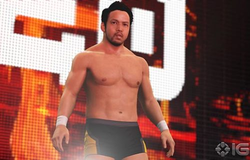 Sting, Kevin Owens, And Roman Reigns Featured In New Screenshots Of WWE 2K16