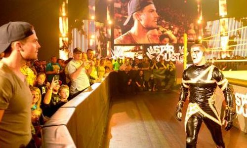 Stardust Wants A Rematch With Arrow Actor Stephen Amell