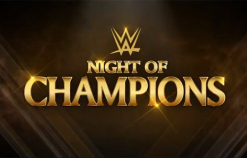 Former WWE Superstar Backstage At Tonight's Night Of Champions PPV