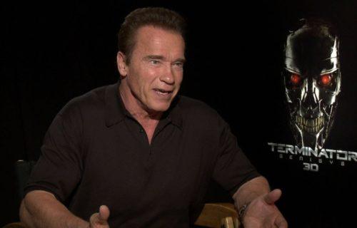 Arnold Schwarzenegger Talks About WWE 2K16, Dean Ambrose, And Brock Lesnar