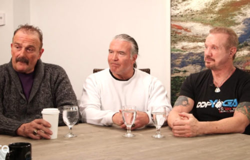 Diamond Dallas Page Comments On The Current Condition Of Jake Roberts And Scott Hall