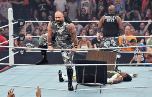 The Dudley Boyz Are Open To Wrestling Down In NXT
