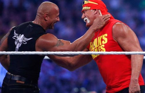 Rumor: Dwayne Johnson And Hulk Hogan To Star In Expendables 4