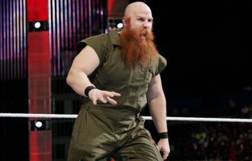 Report: Erick Rowan set to return to WWE TV this week