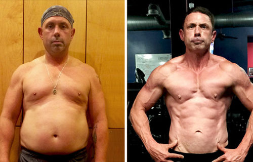 Michael Cole Talks About His Major Weight Loss And How He Did It