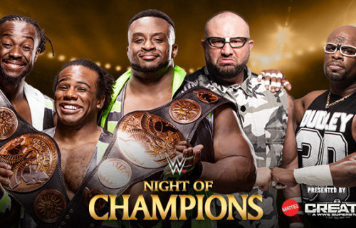 Tag Team Championship Match Added To The Night Of Champions PPV