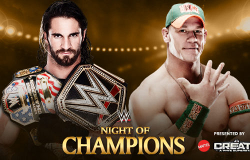 US Title Main Event at Night of Champions? DMC vs BVB